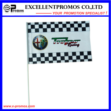 High Quality Polyester Advertising Cheap Custom Flag (EP-F58401)