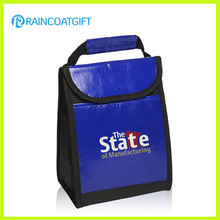 Blue Promotional Non Woven Thermal Insulated Lunch Bags