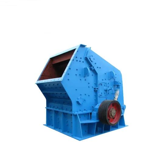 Secondary Crushing Gold Copper Ore Mobile Impact Crusher In Nigeria 2