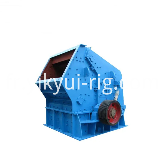 Secondary Crushing Gold Copper Ore Mobile Impact Crusher In Nigeria 2