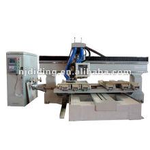 ATC perforadora de madera cnc router máquina DL-2613