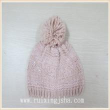 Детский акрил шапка зимние перчатки и шарф набор