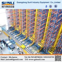 China Lieferanten Metall Lagerung automatische Hochregallager