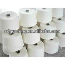 Fil de coton de fibre de bambou 21s 30s 40s 50s