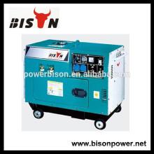 BISON (CHINA) 1.8kw tragbarer Dieselschweißgenerator mit Rädern