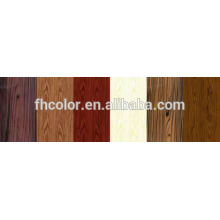 powder coating paint wood texture