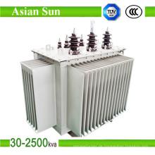 11 kv 630kVA 1000kVA Ringkern ölgefüllten Transformator Transformator
