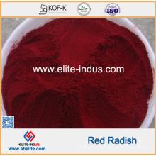 Cor Natural Alimentos Rabanete Vermelho Radish Pigmento Vermelho