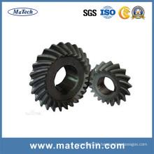 OEM Precision Machining CNC Ss Shaft Forging
