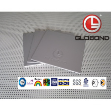 GLOBOND Polyester Aluminium Composite Panel (PE-314 Milky White)