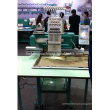 Máquina de bordar do tampão para o bordado do sopro 3d