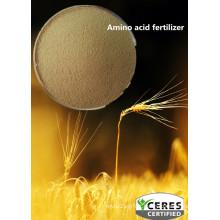 Liquid Fertilizer Material 100% Soluble Amino Acid