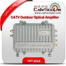 Chine Fournisseur Haute performance Haute qualité CATV Outdoor Forward Path Bridging Line Amplifier
