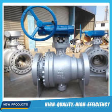 Water Flanged Carbon Steel Ball Valve
