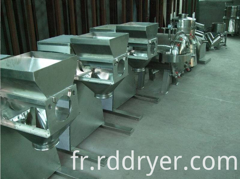 Foodstaff YK-160 Series Granulator