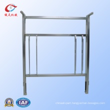 Top Quality Customizable Metal Steel Hospital Bed Parts