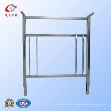 Peças de cama de hospital de aço de metal customizável de qualidade superior