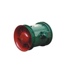ventilador axial para minería de ventilación local