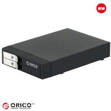 """2Bay 2.5 """"SATA HDD / SSD boîtier externe avec fonction Raid"""