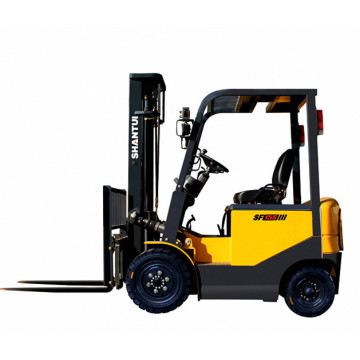 1.5T FORKLIFT WITH 3-SATGE MAST FOR Rusia