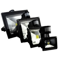 led flood light with pir motion sensor