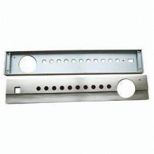 Perfil de aluminio fabricado para video