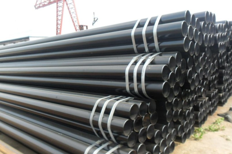 High Yield Seamless Weld Steel Pipe