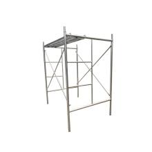 hot sale custom galvanized H aluminum scaffolding frame