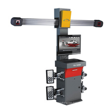CE Approved 3D Automatic Wheel Alignment Machine for Sale