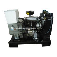 Дизель-генераторная установка мощностью 10 кВт / 12,5 кВА с системой Perkins