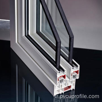 Profils Windows coulissants Upvc