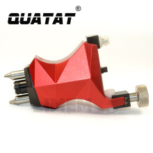 La machine de tatouage rotatoire QUATAT de haute qualité rouge QRT09 OEM a accepté