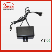 12V3a adaptador de alimentación de corriente alterna DC monitor al aire libre