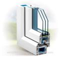 Vietnam price high fireproof, non-ageing uPVC Profile Door and Window