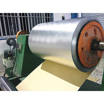 Aluminium/Aluminum Embossed Coil with Kraft Paper