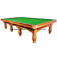 Mesa clásica de billar, mesa de billar