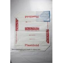 Sacs à soupape en polyéthylène (PE) avec bloc inférieur
