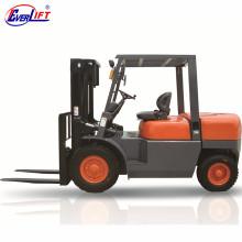 Caminhão de empilhadeira pequeno do preço do caminhão de empilhadeira de 5ton 3m 4.5m 5m 6m para a venda