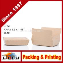 Fechamento gêmeo remova a caixa de papel kraft (130113)
