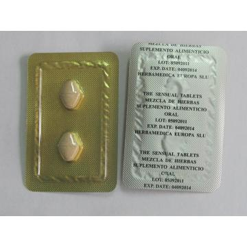 Herbal Power Energy Pastillas Masculinas
