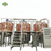 Beer Brewing 1000L Mash System Turnkey Project for Craft Beer Making