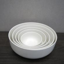 White Porcelain Dinner Ware
