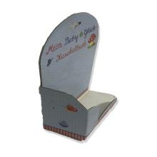 Caja expositora de productos de papel para juguetes