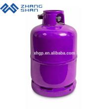 China Supplier 4.5kg LPG Gas Cylinder Bottle Fitting