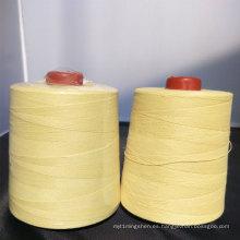 1414 Hilo de para-aramida resistente al corte para tejer