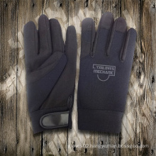 Mechanic Glove-Working Glove-Safety Glove-Synthetic Leather Glove-Weight Lifting Glove