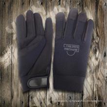 Механик Перчатки Работая Перчатка Безопасности Перчаток-Синтетическая Кожа Перчатки-Вес Подъема Перчатки