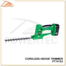 Powertec 200mm Cordless Hedge Trimmer (PT74153)