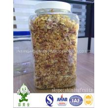 Embalagem do frasco do plástico da cebola fritada do continente chinês 1kg