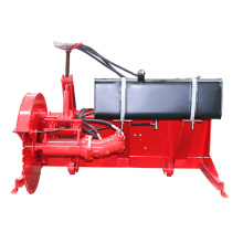 High Quality Small Skid Steer Front End Loader Rock Saw Trencher for Road Construction